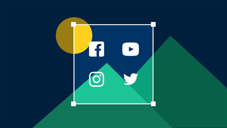 유용한정보 소셜 이미지 사이즈 - 페이스북, 유튜브, 인스타그램, 트위터