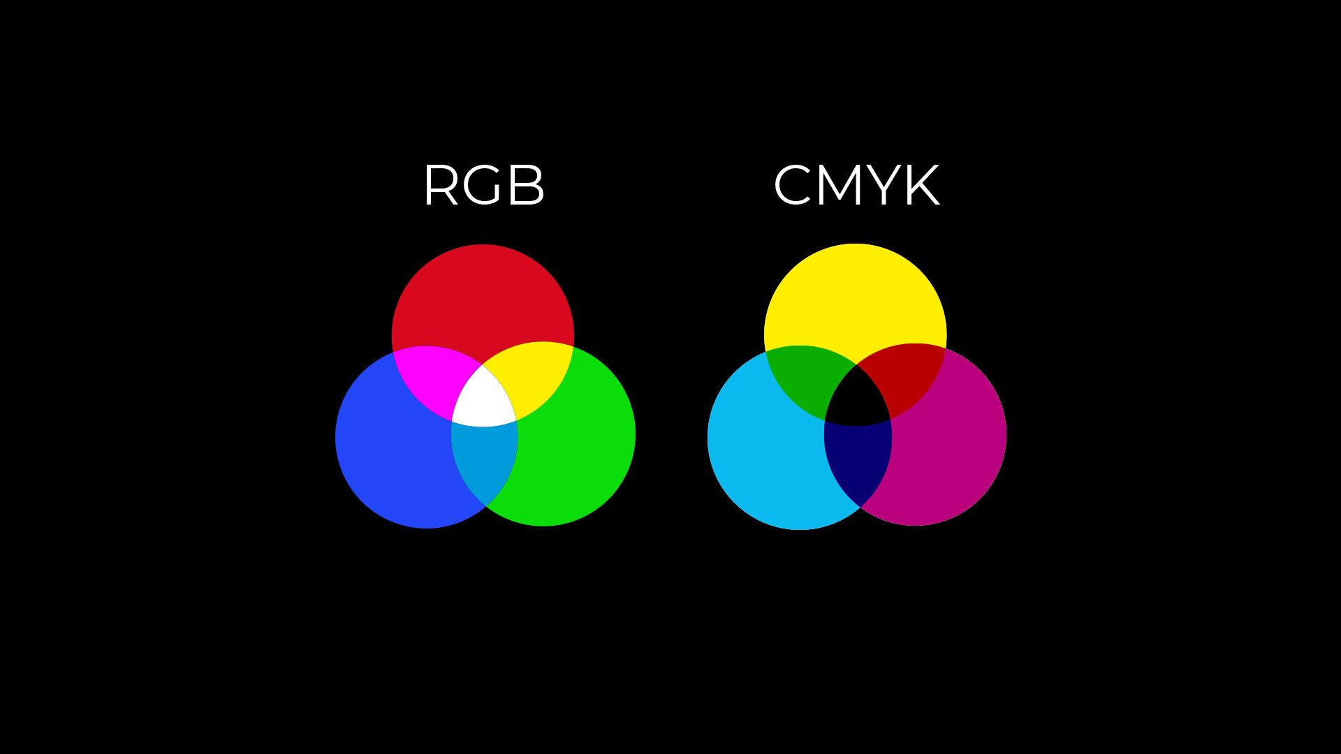 포토샵 기초강좌 RGB와 CMYK 이미지